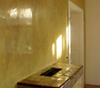 high polished earth clay venetian plaster construction projects